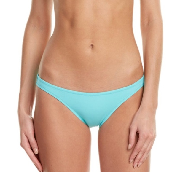 SOLID & STRIPED Other - NWT Solid & Striped Turquoise Chloe Bottom